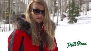 <b>2018</b> Descente Gianni Insulated Ski Jacket with <b>Real Fur</b> Review By ...