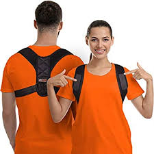 <b>Posture Corrector</b> for Men and <b>Women</b> - Upper Back <b>Brace</b> ...