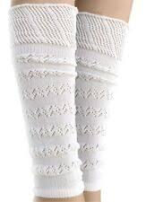 Акриловые белые <b>чулки</b> и носки для женский - огромный выбор ...