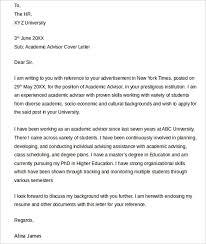 Customer services advisor cover letter Halaro Com academic application cover letter sample academic cover letter sample with Cover  Letter Academic Job