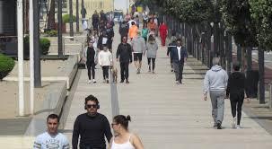 Bom tempo traz população para as ruas da Póvoa de varzim
