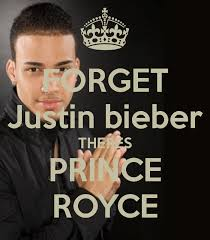 FORGET Justin bieber THERES PRINCE ROYCE. by JenniferCalvillo | 8 months, 1 week ago - forget-justin-bieber-theres-prince-royce