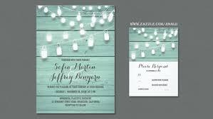 read more mason jar lights barn wedding invitations blue mason jar string lights