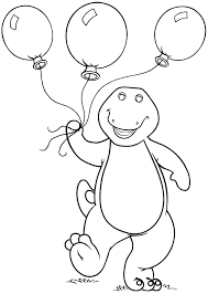 Small Picture coloring barney and friends coloring page printable barney