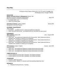 english cv sample   writing your curriculum vitae   resume    undergraduate students resume sample   http   jobresumesample com    undergraduate