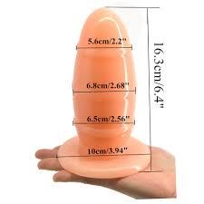<b>FAAK</b> Big anal plug <b>suction</b> cup butt plug <b>black</b> anal dildo insert ...