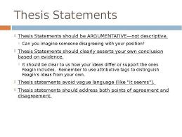Thesis Worksheet   Hypeelite Creating thesis statements worksheet