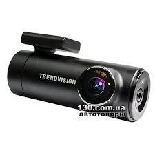 Автомобильный <b>видеорегистратор TrendVision TUBE</b> 2.0 с Wi-Fi