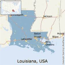 best places to live in louisiana state louisiana