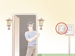 how to the fuse box or circuit breaker box 12 steps image titled the fuse box or circuit breaker box step 2