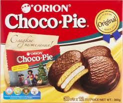 <b>Пирожное choco pie Orion</b> 30 г 12 штук - отзывы покупателей на ...