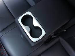 Car & Truck Exterior Mouldings & Trim <b>ABS</b> Interior Front <b>Water Cup</b> ...