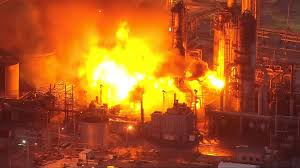 Unit at Philadelphia refinery completely destroyed in fire: sources ...