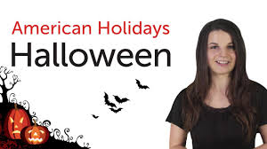 Learn American <b>Holidays</b> - <b>Halloween</b> - YouTube
