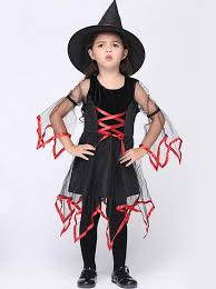 Carnival Costumes for Kids Halloween Witch Costumes <b>Santos</b> ...