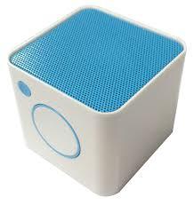 Беспроводная <b>колонка ZDK</b> Box 3w300 Blue, голубой — купить в ...