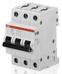 ABB S203 <b>Автоматический выключатель 3P 20А</b> (С) 6kA ...