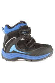 <b>Ботинки школьные</b> утепленные <b>Vitacci</b> (Витачи) арт 20797-3 ...
