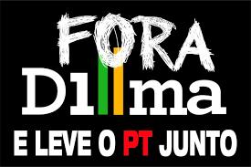 Fora Dilma www.cantinhojutavares.com