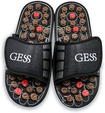 <b>Gess Рефлекторные массажные тапочки</b> uFoot, размер L (42/43 ...