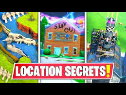 Secret Season 10 Week 7 Battle Star Location Guide - Fortnite Battle ...