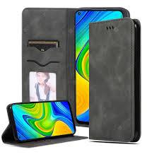 <b>CHUMDIY Luxury Card Protection</b> Leather Phone Case for Xiaomi ...
