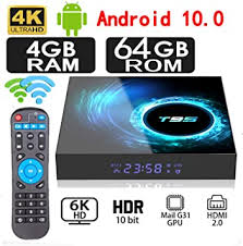 2020 New Upgrade Android 10.0 TV Box 4GB RAM ... - Amazon.com