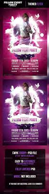 pillow fight party flyer template by odin design graphicriver pillow fight party flyer template clubs parties events