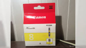 <b>Картридж</b> (чернильница) <b>Canon CLI</b>-8Y Yellow купить в ...