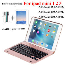 <b>Keyboard Case</b> For iPad Mini 3 mini 2 mini 1 <b>7.9 inch</b> Tablet .Full ...