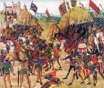 Images & Illustrations of battle of Crecy