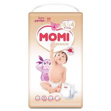 <b>Трусики Momi</b> Лунтик <b>Premium L</b> 9-14 кг. 44 шт.: с бесплатной ...