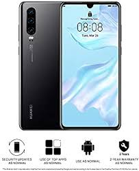 <b>Huawei P30</b> 128 GB <b>6.1 Inch</b> OLED Display Smartphone with ...