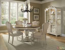 cream oval table chairs