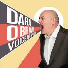<b>Dara O</b>'<b>Briain</b>: <b>Voice</b> of Reason - Storyhouse