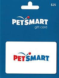 Amazon.com: Petsmart Gift Card $25: Gift Cards