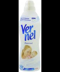 17001760 - VERNEL Кондиционер для белья Детский 910мл - NEFF