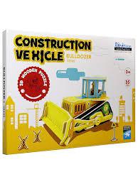 40% <b>Robotime Конструктор деревянный</b> Строительная техника ...