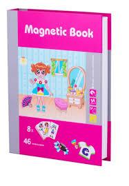 <b>Развивающая игра Magnetic Book</b> Модница 81007020: 999 ...