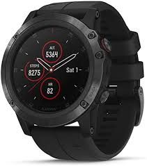 Garmin fenix 5 Plus, Premium Multisport GPS ... - Amazon.com