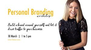 building your personal brand workshop null mar  building your personal brand workshop
