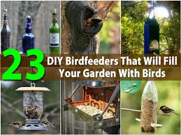 23 <b>DIY</b> Birdfeeders That Will Fill Your Garden With <b>Birds</b> - <b>DIY</b> & Crafts