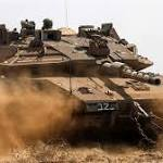 Israel conducts war games in preparation for battle with Lebanon's Hezbollah