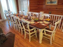 dining table that seats 10: lovely dining room table seats   amish dining room table seat