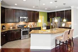 Small Kitchen Living Room Small Open Concept Kitchen Living Room White Cabinets Open