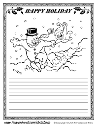 printable christmas writing paper templates christmas writing paper template christmas paper template