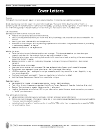 career change cover letter write