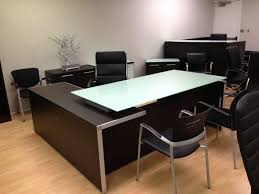 glass l shaped office desk. corner l shaped office desks beige leather sea glass table top white desk chairs dark r