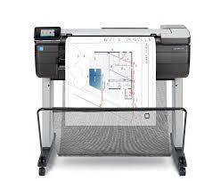 <b>HP DesignJet T830</b> 24-in Multifunction Printer