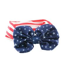 Bow <b>Butterfly Knot</b> Mom And Me Headband Set American USA Flag ...